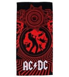 ręcznik kąpielowy ACDC - BLACK ICE