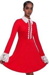 sukienka KILL STAR - BLESSED BE (blood)