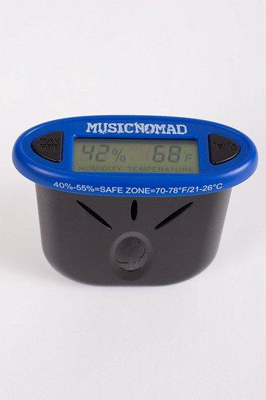 """3w1"": miernik wilgotności i temperatury MUSIC NOMAD THE HUMIREADER 3 IN 1 MONITOR MN305"