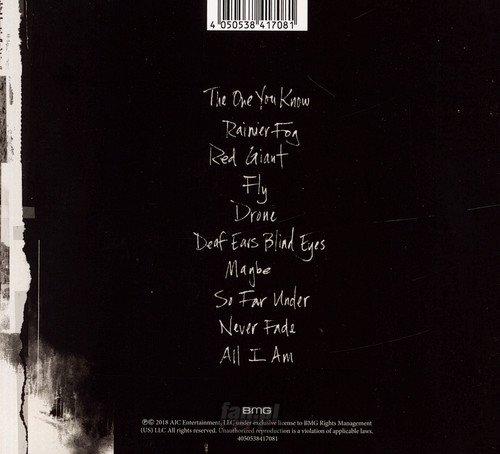 ALICE IN CHAINS : RAINIER FOG (CD)