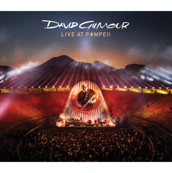 DAVID GILMOUR: LIVE AT POMPEII (2CD)