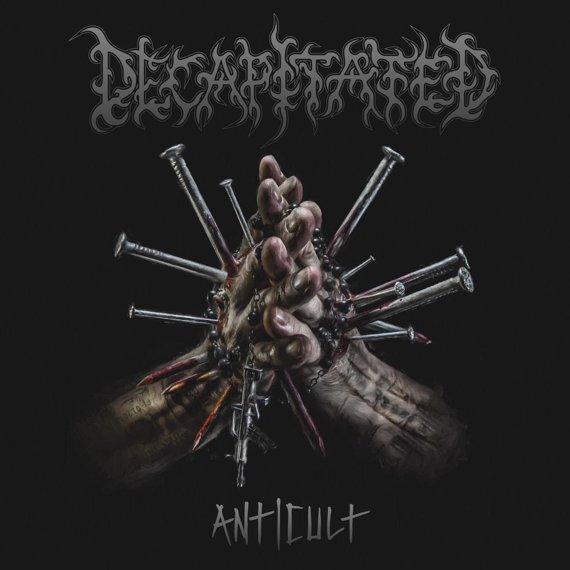 DECAPITATED: ANTICULT (CD)