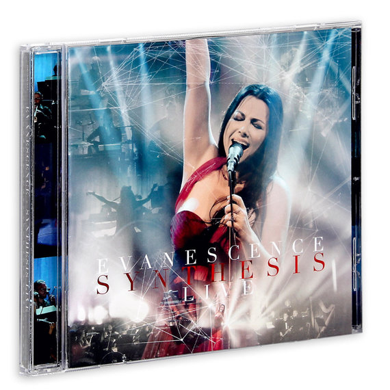 EVANESCENCE: SYNTHESIS LIVE (CD)