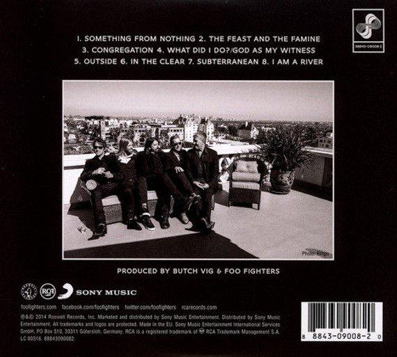 FOO FIGHTERS : SONIC HIGHWAYS (CD)