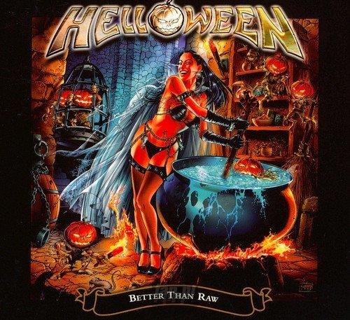 HELLOWEEN:  BETTER THAN RAW (CD)