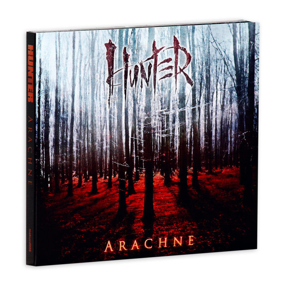 HUNTER: ARACHNE (LP VINYL)