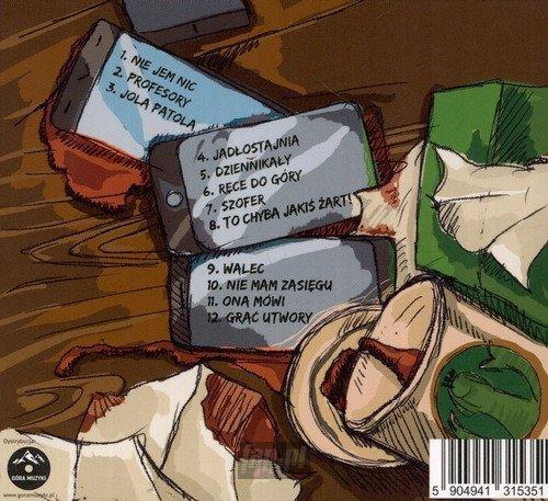ŁYDKA GRUBASA: SOCJALIBACJA (CD)