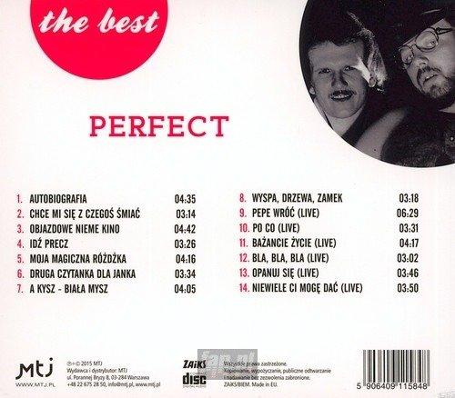 PERFECT: AUTOBIOGRAFIA - THE BEST (CD)
