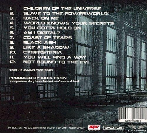 POWERWORLD: CYBERSTERIA (CD)