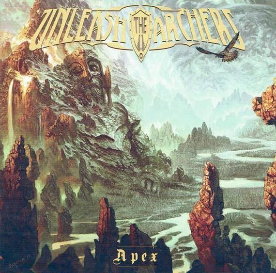 UNLEASH THE ARCHERS: APEX (CD)