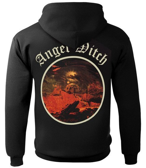 bluza ANGEL WITCH - ANGEL WITCH, kangurka z kapturem