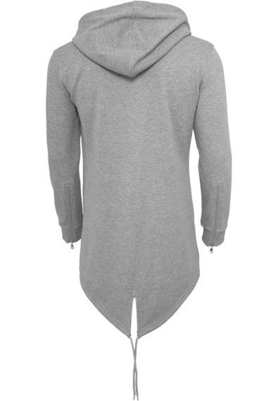 bluza SWEAT PARKA, rozpinana z kapturem, grey