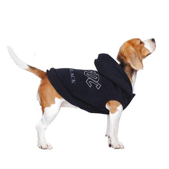 bluza dla psa AC/DC - BACK IN BLACK