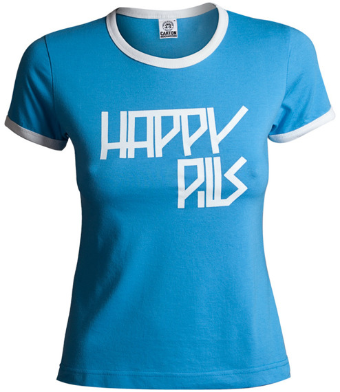 bluzka damska HAPPY PILLS - HAPPY PILLS