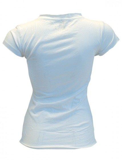 bluzka damska LA INK - WHITE V LADY, KAT (TS090300LIK)