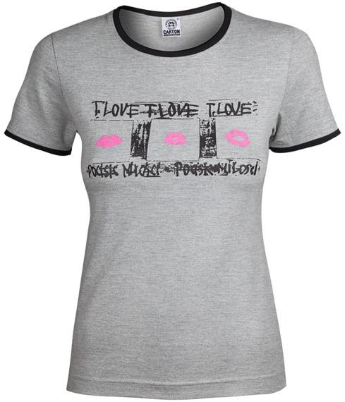 bluzka damska T.LOVE - POCISK MIŁOŚCI