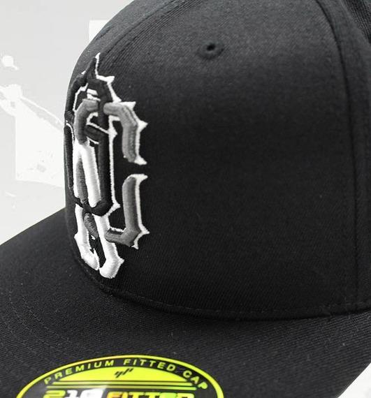 czapka SULLEN - PLAYBALL black/white