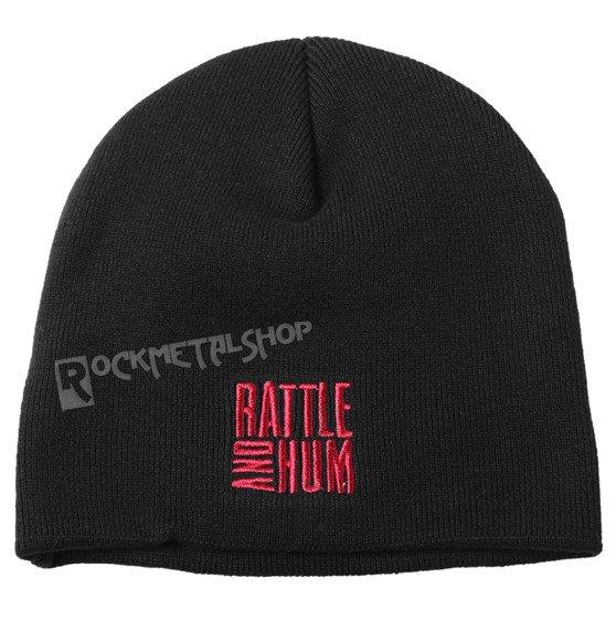 czapka zimowa U2 - RATTLE AND HUM