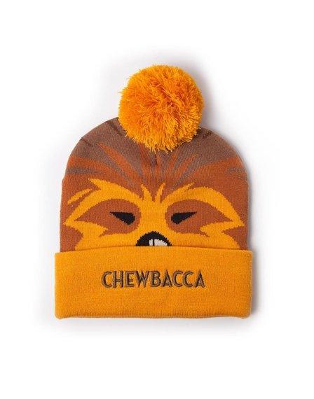 czapka zimowa + szalik STAR WARS - CHEWBACCA