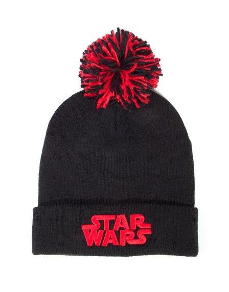 czapka zimowa + szalik STAR WARS - DARTH VADER