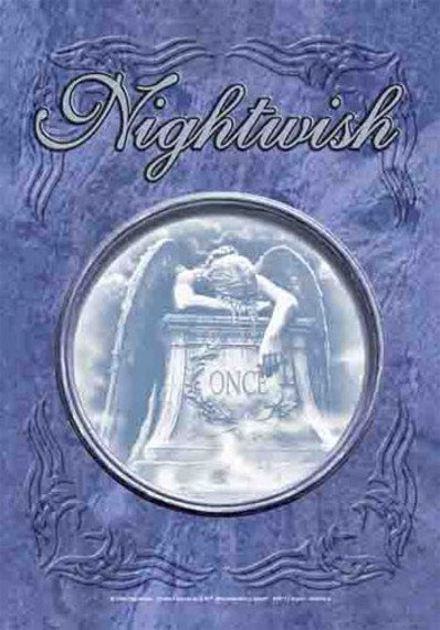 flaga NIGHTWISH - ONCE