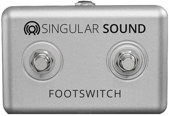 footswitch Singular Sound do BeatBuddy