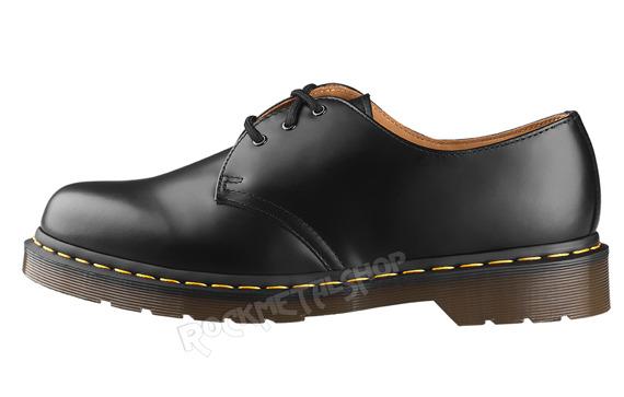 glany DR.MARTENS - DM 1461 59 BLACK SMOOTH (DM10085001)
