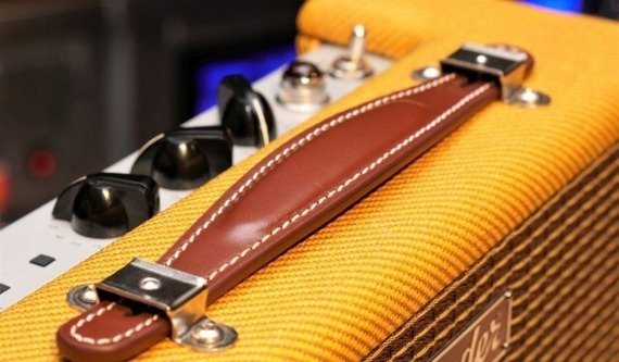 głośnik bluetooth FENDER MONTEREY TWEED