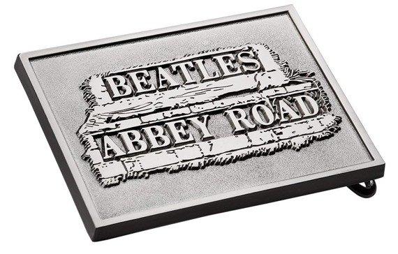 klamra do pasa THE BEATLES - ABBEY ROAD SIGN