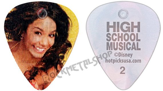 kostka gitarowa 3D: HIGH SCHOOL MUSICAL