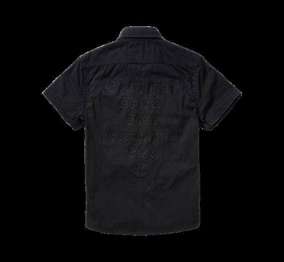 koszula MOTORHEAD VINTAGE SHIRT 1/2 black