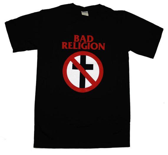koszulka BAD RELIGION - CROSS BUSTER