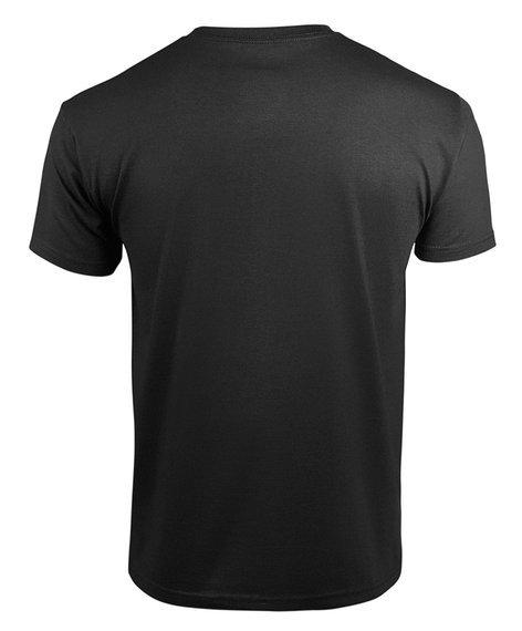 koszulka BLACK HEART - WINGS SKULL