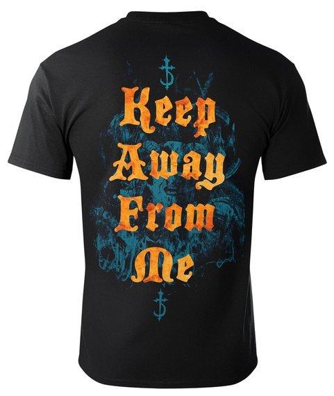 koszulka DEVILDRIVER - KEEP AWAY FROM ME