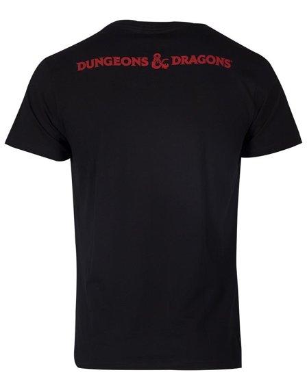 koszulka DUNGEONS & DRAGONS - LOGO