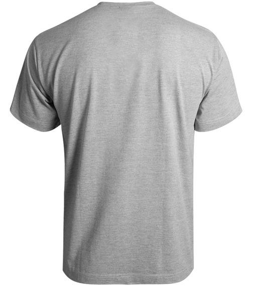 koszulka HOLDEN AVENUE szary melanż
