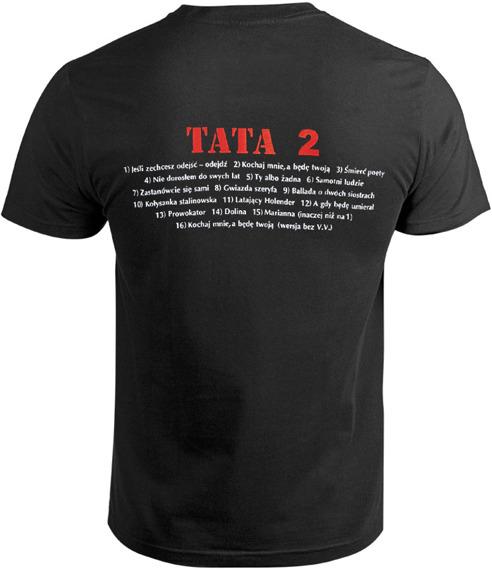 koszulka KULT - TATA 2