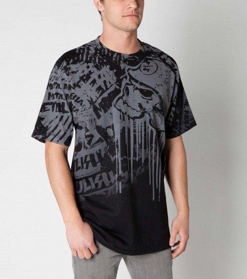 koszulka METAL MULISHA - RUPTURE czarna