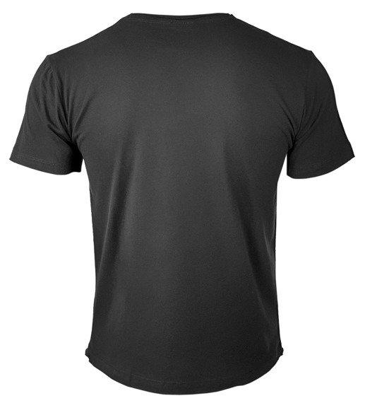 koszulka NIRVANA - COLOURS ciemnoszara