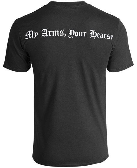 koszulka OPETH - MY ARMS YOUR HEARSE