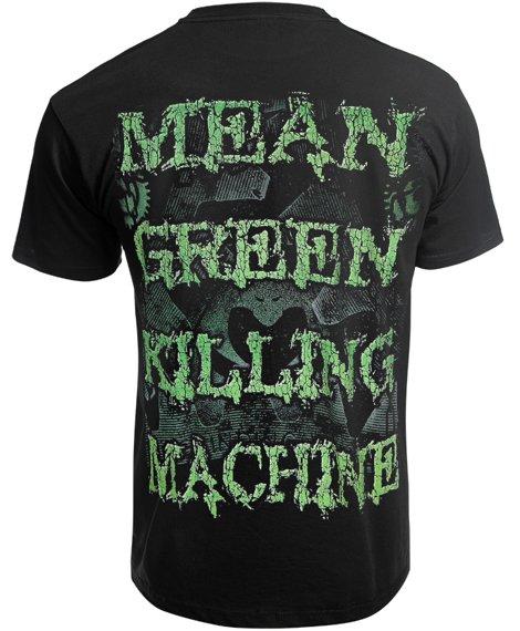 koszulka OVERKILL - MEAN GREEN
