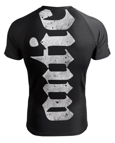 koszulka RASHGUARDS HOLY BLVK - ANTICHRIST, techniczna