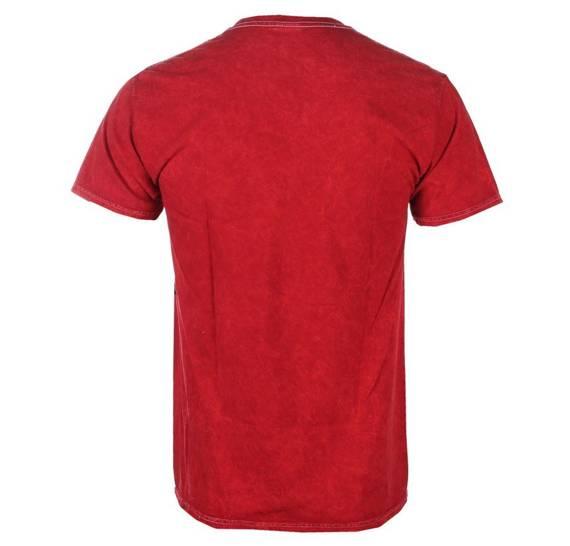koszulka SLAYER - HELL AWAITS, barwiona