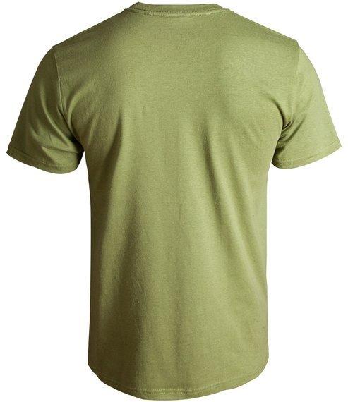 koszulka SMITHS - RIDE LIVE zielona
