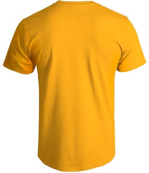 koszulka SMITHS - WINGS żółta
