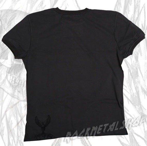 koszulka THE CLASH - DRAGON szara