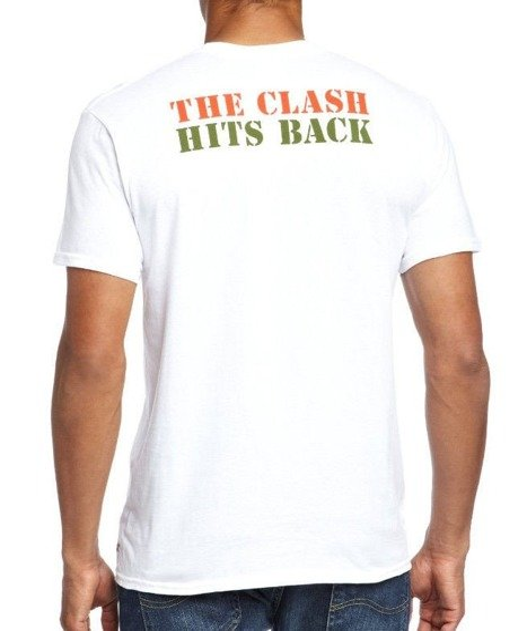 koszulka THE CLASH - HIT ALBUM