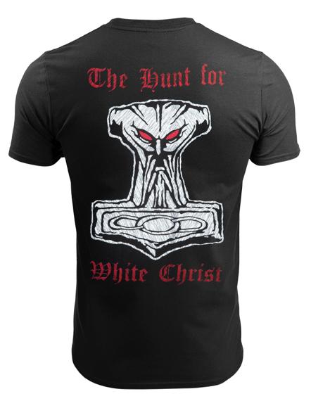 koszulka UNLEASHED - WE WILL HUNT YOU DOWN