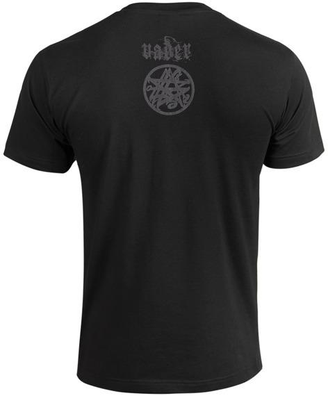 koszulka VADER - GREY LOGO