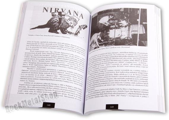 książka HISTORIA NIRVANY - BĄDŹ JAKI BĄDŹ (ir) autor:Michael Azerrad